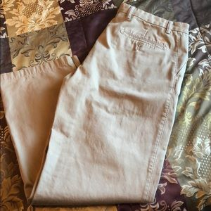 Men's Dockers pants - size 36x34 khaki color